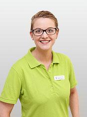 Nina Voss, Zahnmedizinische Fachangestellte, Stuhlassistenz