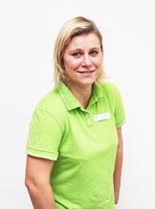 Nina Berndt, Zahnmedizinische Fachangestellte, Stuhlassistenz